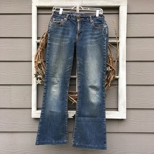 Silver Blue Jeans, Boot Cut 30x27